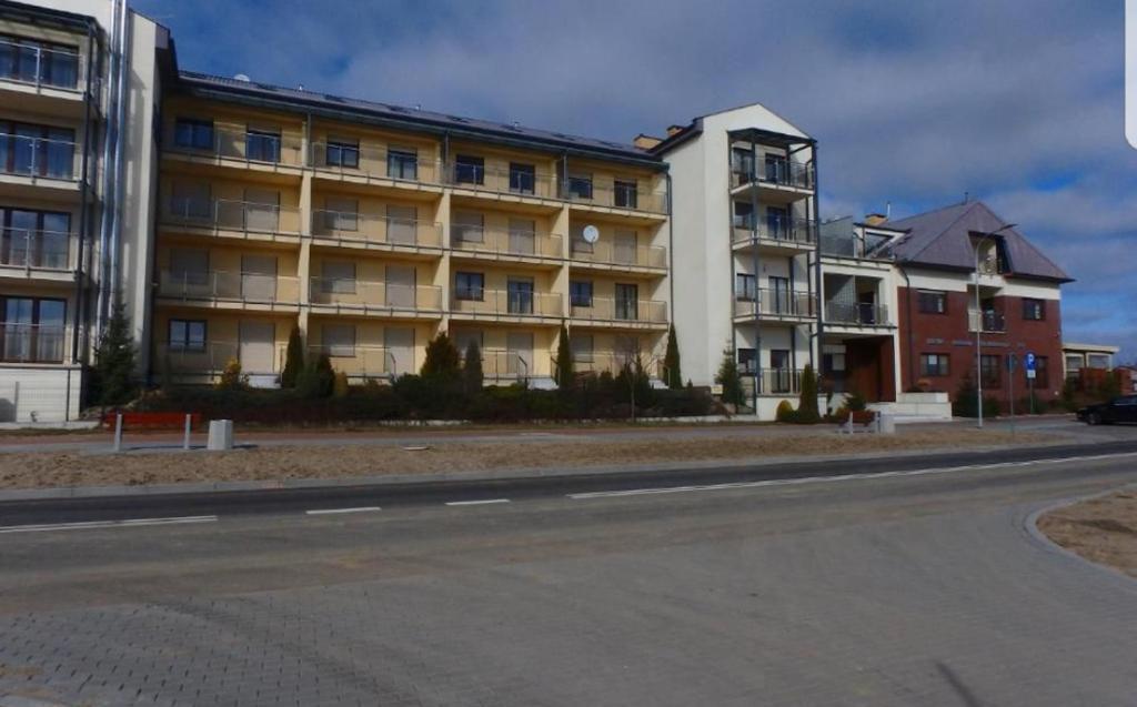 noclegi Sarbinowo Apartamenty u Oksany w Sarbinowie
