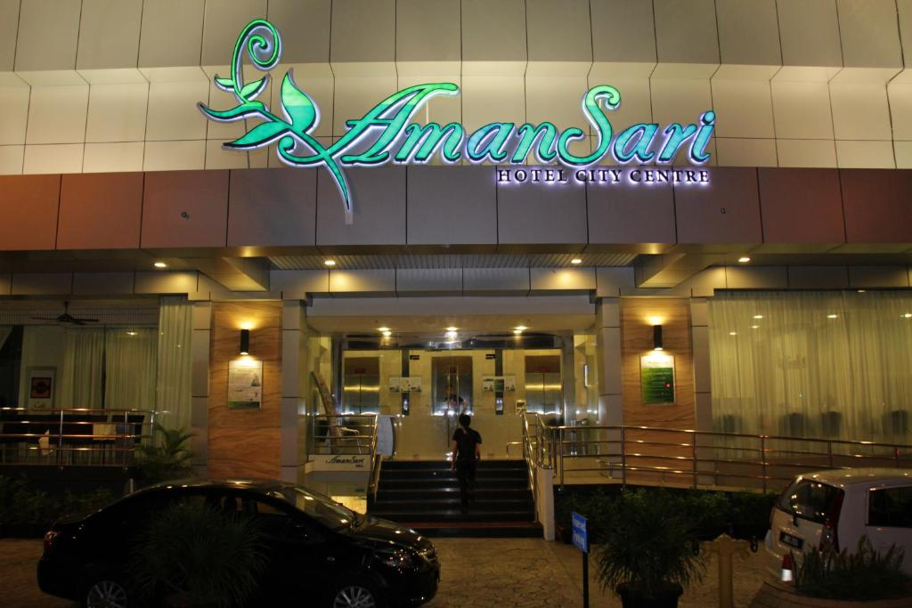 AmanSari Hotel City Centre - A partire da 133 MYR - Hotel a