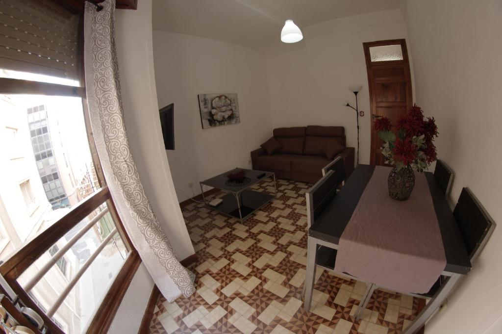 Three-Bedroom Apartment Apartamento Caridad Centro Historico