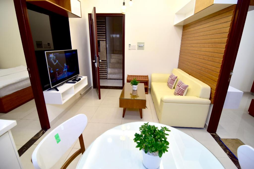 City House Apartment Hoang Long