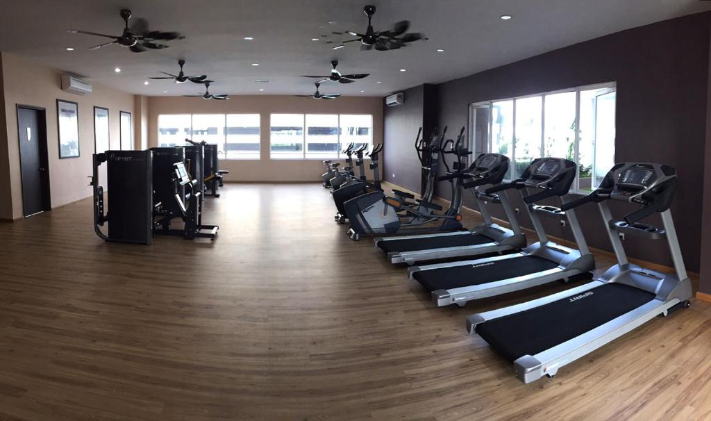 Apartment - Fitness center