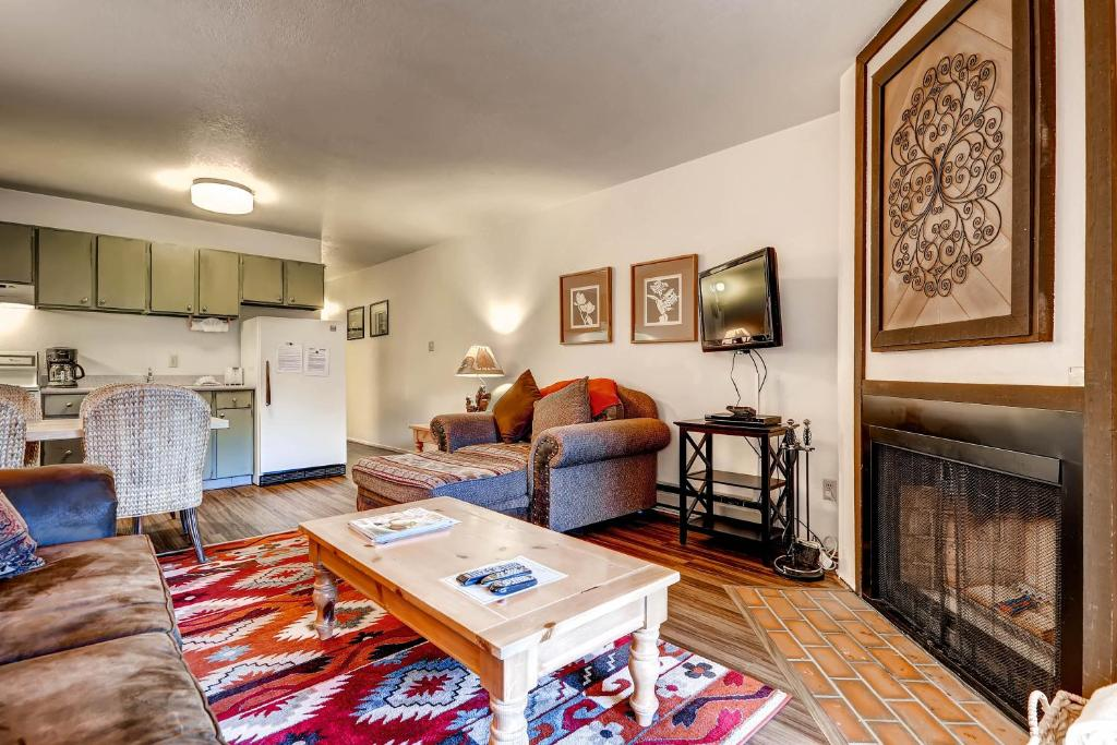 One-Bedroom Apartment 2 - Separate living room Snowcrest Park City Condos by Wyndham Vacation Rentals