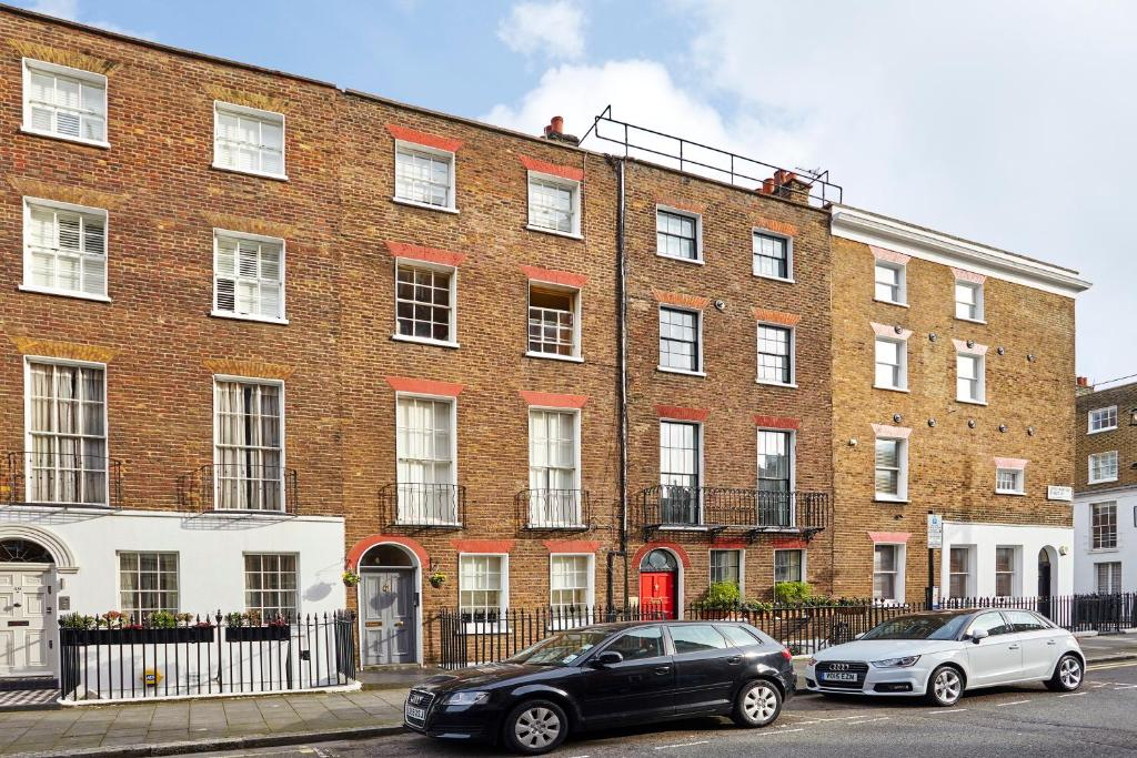 المنظر الخارجي Purexperience Marylebone 1 bedroom