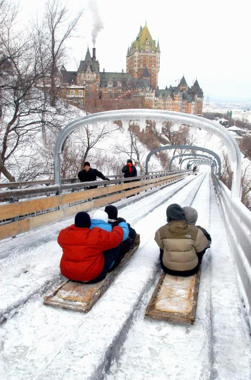 Book Now Fairmont Le Chateau Frontenac (Quebec City, Canada). Rooms Available for all budgets. Situated in Old Quebec this heritage property boasts views of the St. Lawrence River. On-site restaurants offer a variety of dining options from classic to regional dishes. Mo