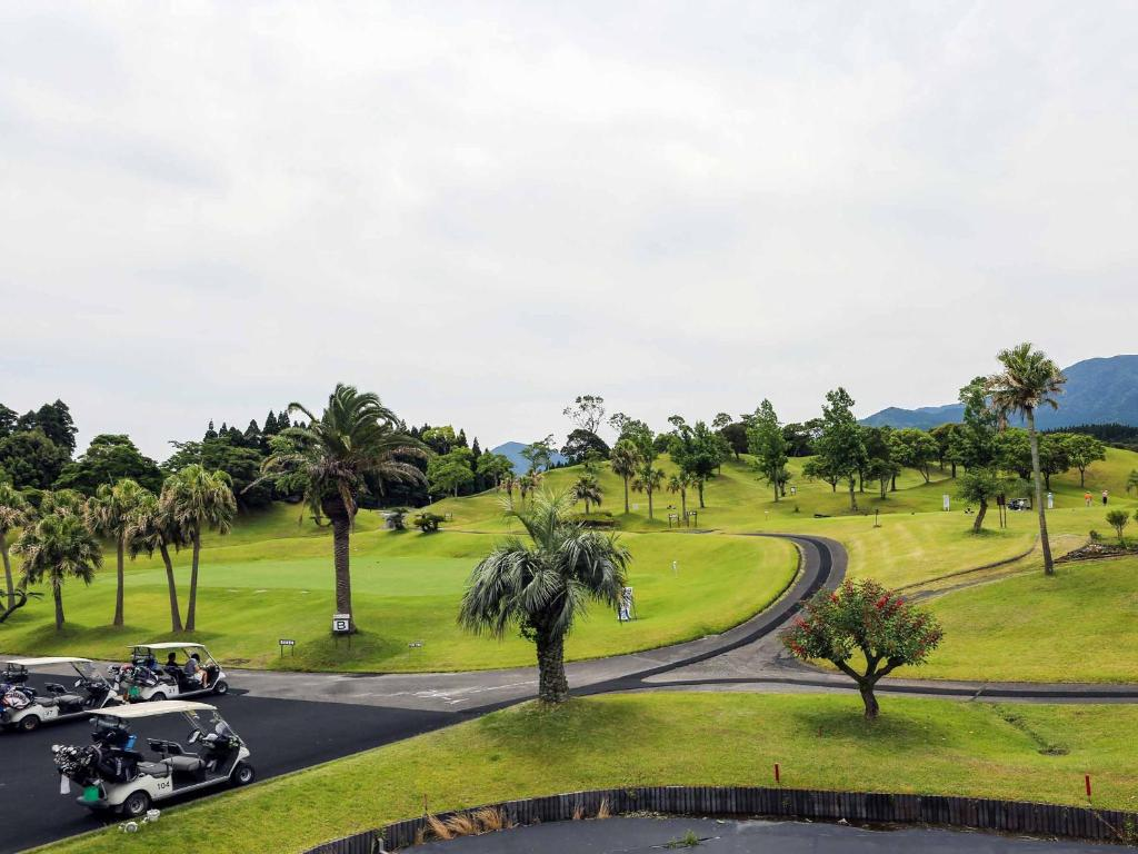 sân golf (tại chỗ) Miyazaki Kokusai Kuko Country Club Lodge