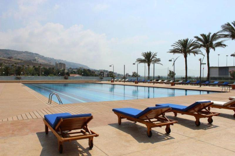 Located 5 Km South Of Tripoli City Palma Beach Resort