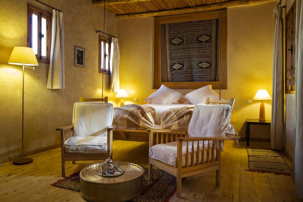 Superior Double Room - Guestroom Riad Chbanate