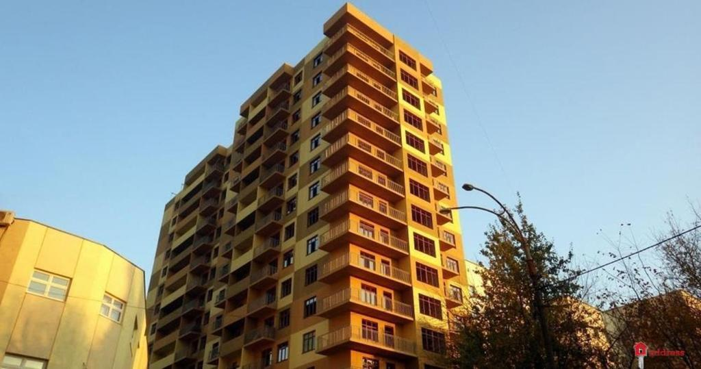 مدخل Apartment on 36 Konoval'tsya