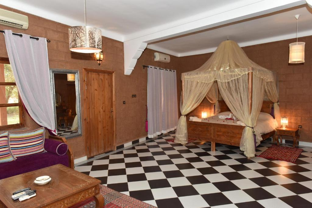 Luxury Double Room Riad Sirocco