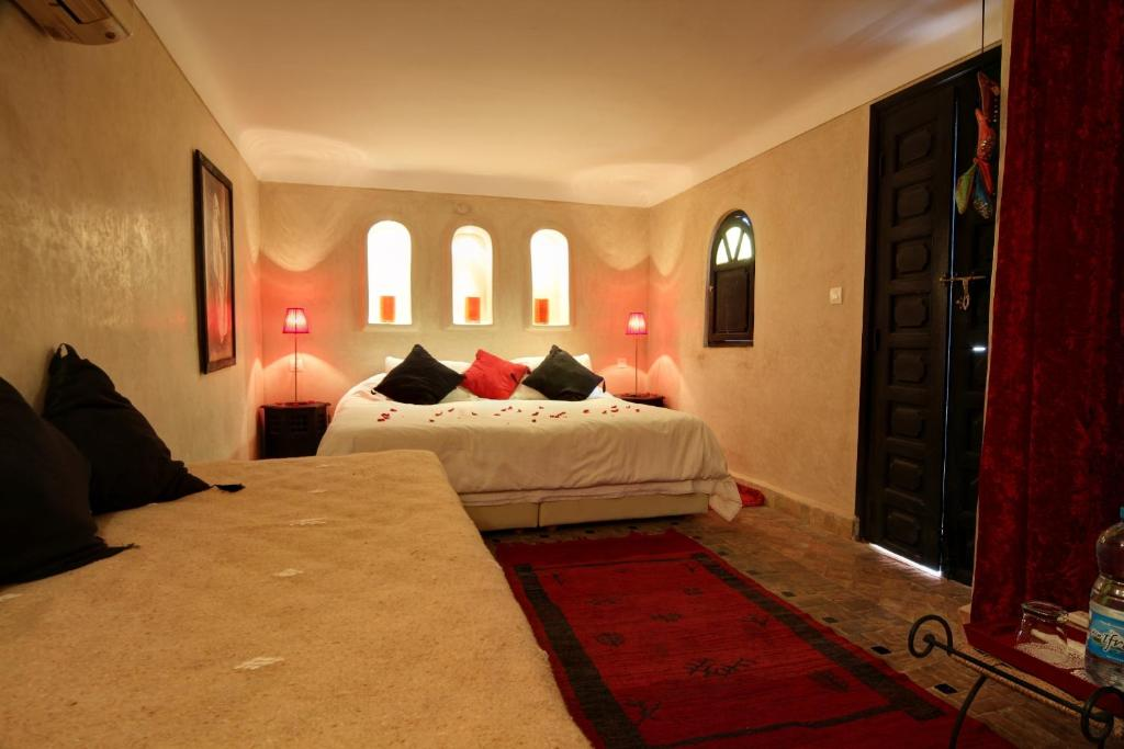 Superior Double Room Riad Jona