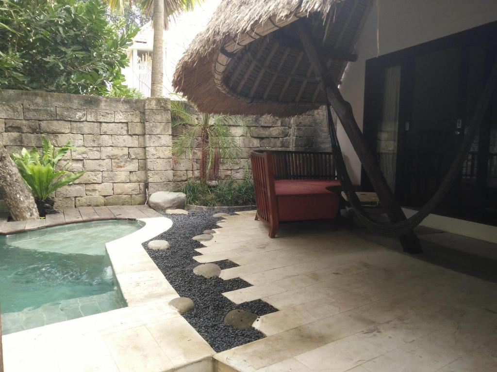 Deluxe One-Bedroom Villa with Private Pool  Bali Vidi Villas