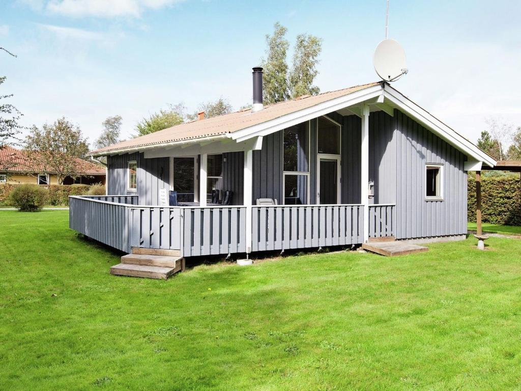 Two-Bedroom Holiday home in Glesborg 9