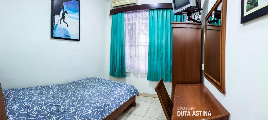 Single Room with Shared Bathroom Duta Astina