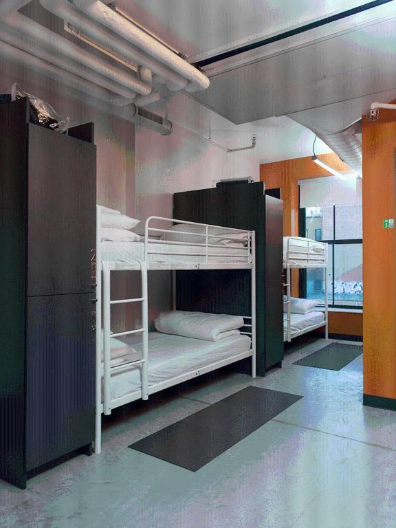 Book Now HI - Boston Hostel (Boston, United States). Rooms Available for all budgets. Located in the heart of Boston this hostel is within 5 minutes' walk to Boston Common and public transportation. All rooms include free Wi-Fi. Guests have access to a shared k