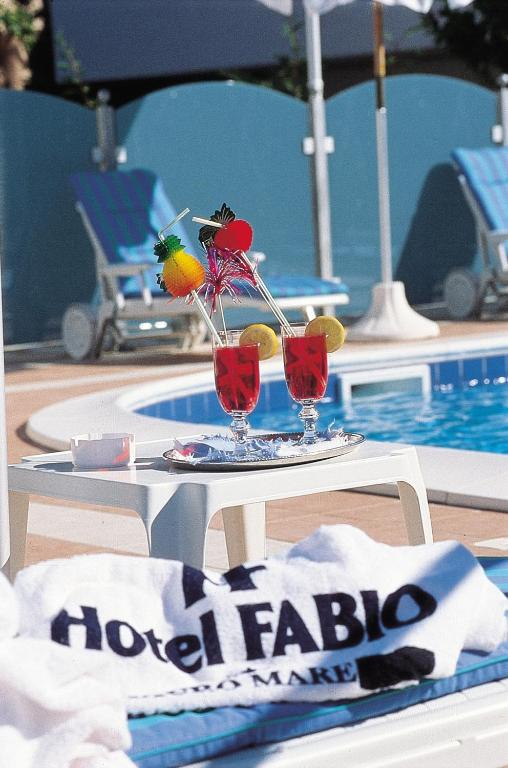 Book Now Hotel Fabio (San Mauro a Mare, Italy). Rooms Available for all budgets. Hotel Fabio is located just 100 metres from the coast and its popular beaches. It offers free Wi-Fi a garden with a swimming pool and a hot tub and a typical restaurant. All r