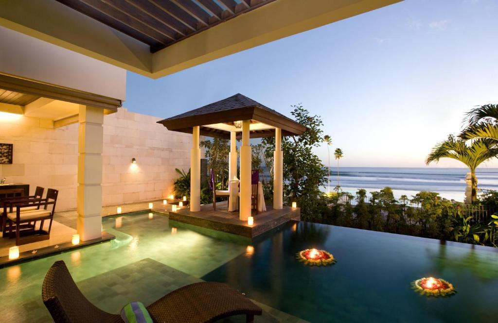 This Beachfront Resort