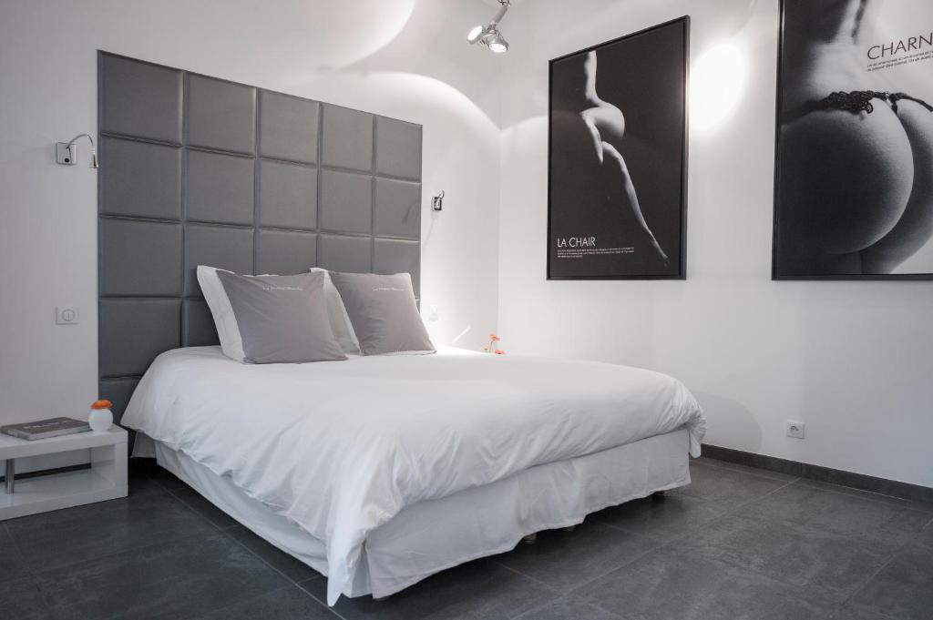 Deluxe Double Room La Maison Blanche