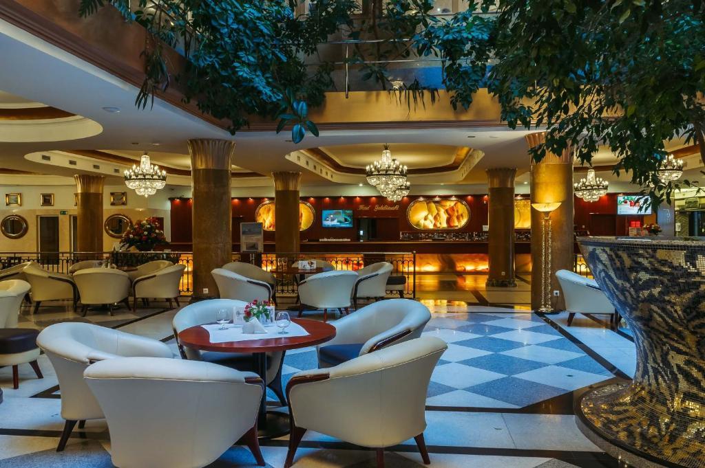 Hotel Golebiewski Mikolajki In Poland Room Deals Photos Reviews