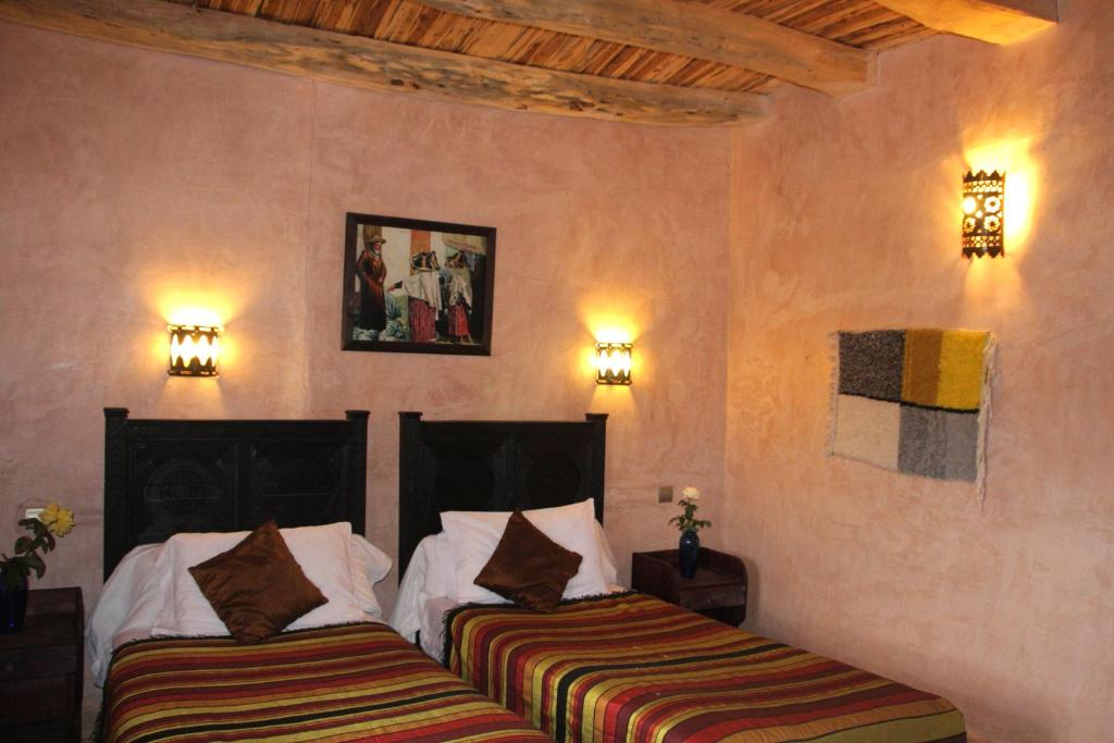 Double or Twin Room La Kasbah d'Ouzoud