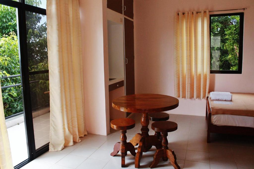 Double Room with Mountain View - Facilities Vidas Mountain Stay-Bohol