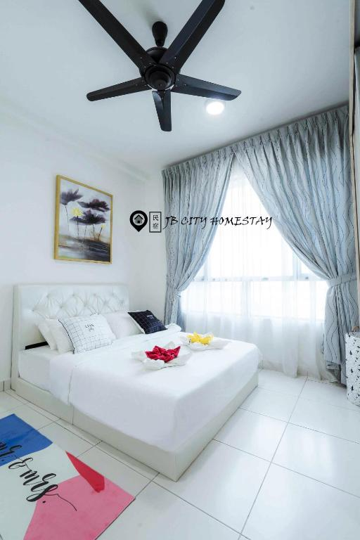 Best Price on Setia Tropika @ JB CIty Homestay in Johor