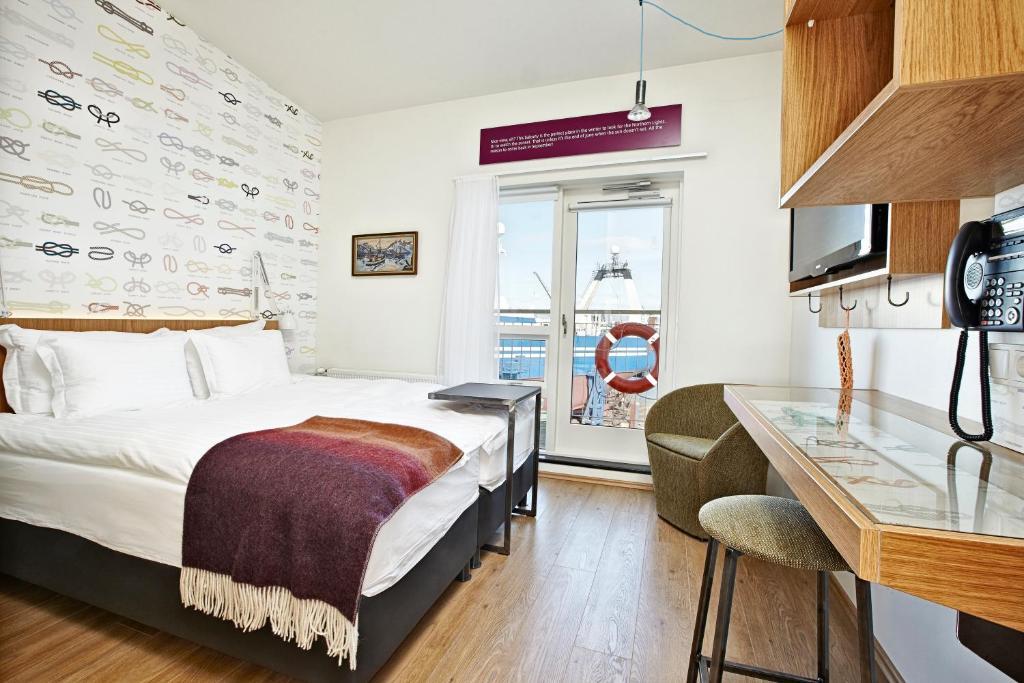 ICELANDAIR HOTEL REYKJAVIK MARINA - Reykjavik Mýrargata 2 101