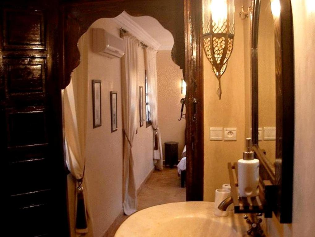 Chambre Standard - Bathroom