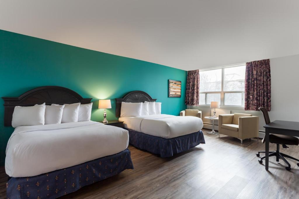 Ver as 6 fotos London Executive Suites Hotel