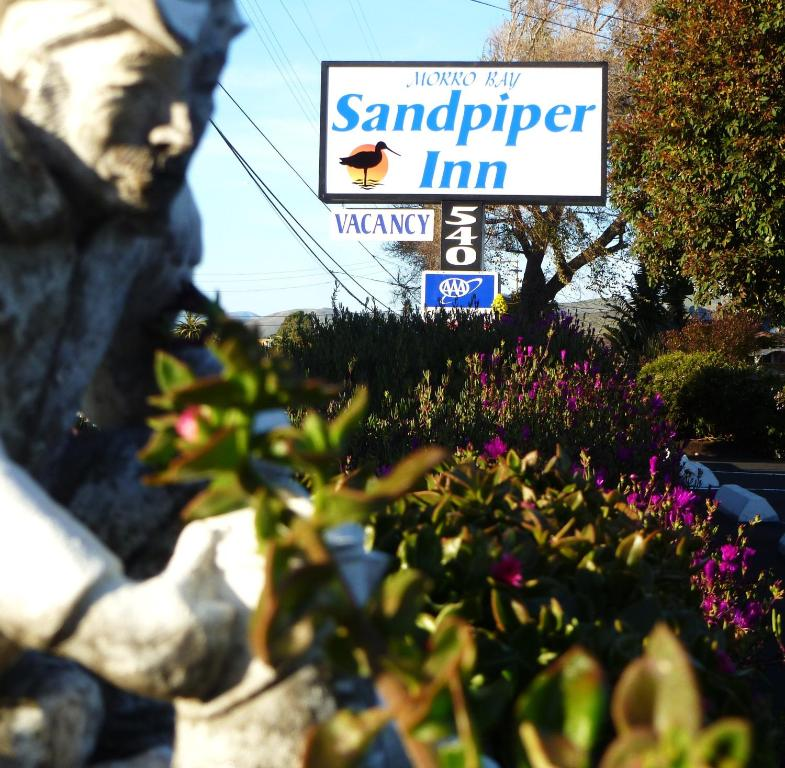 Book Now Morro Bay Sandpiper Inn (Morro Bay, United States). Rooms Available for all budgets. Located less than a mile away from Morro Bay Aquarium Morro Bay Sandpiper Inn features free WiFi in all guest rooms.A TV with cable and premium channels a microwave and a refr