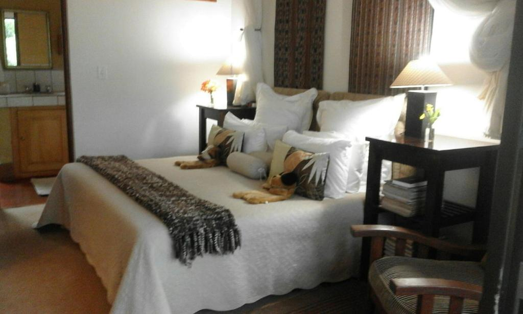 Double or Twin Room - Bed Ambience Inn
