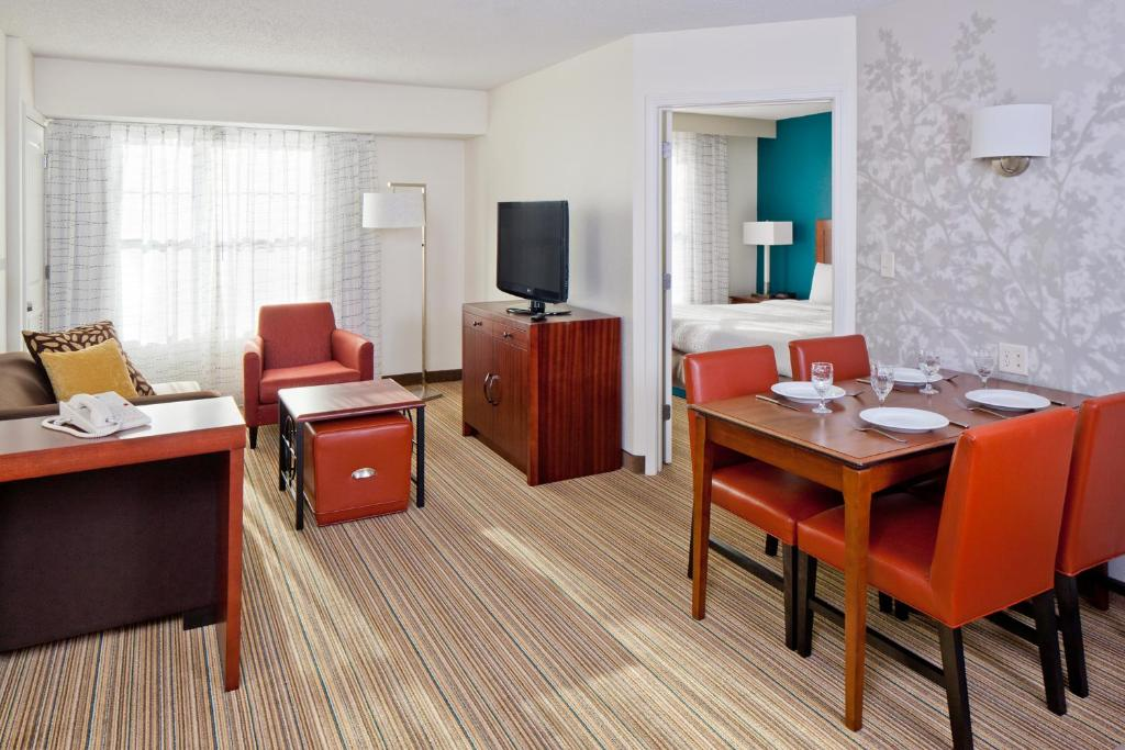 Quartos Residence Inn Boston Norwood/Canton