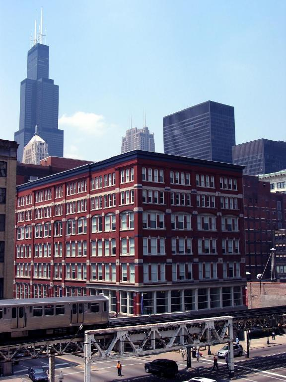 Book Now HI Chicago Hostel (Chicago, United States). Rooms Available for all budgets. Experience the excitement of Chicago from the centre of all the action at this beautiful historic hostel offering comfortable and contemporary accommodation with complimentary