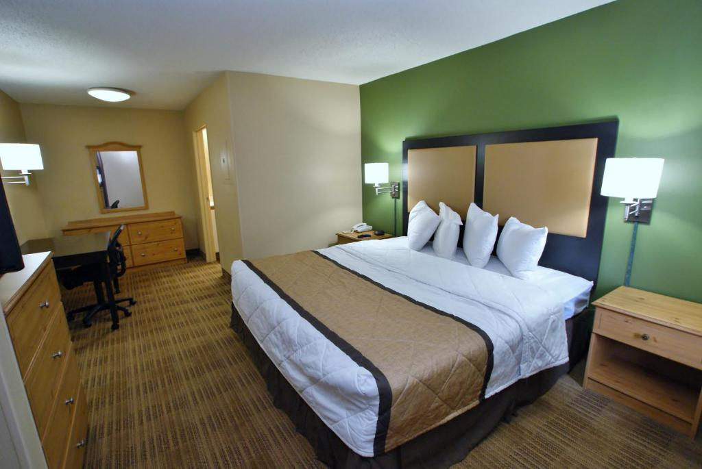 Cama Extended Stay America Denver Tech Ctr S Inverness