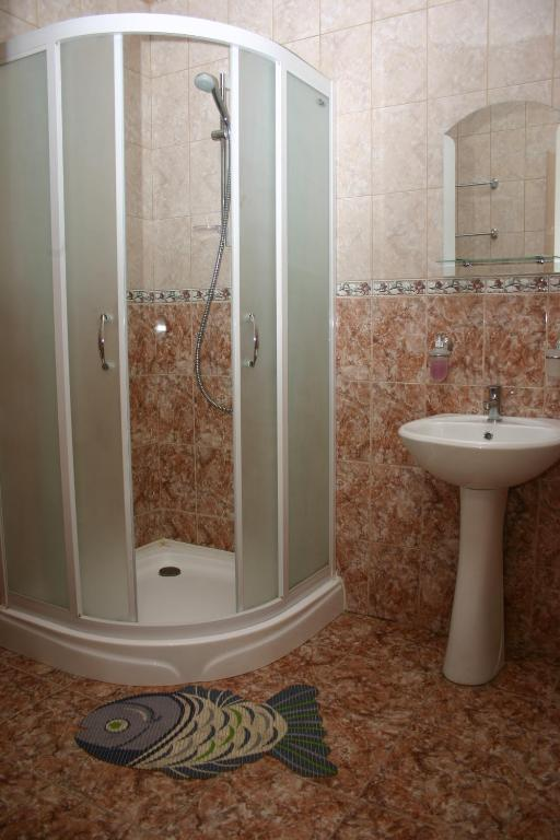 Standard Double or Twin Room - Bathroom Hostel Alluria on Vosstaniya