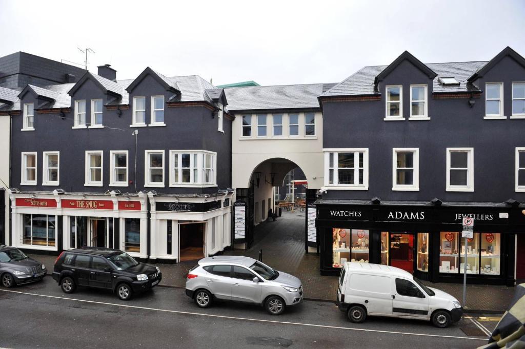 Scott S Hotel Starting From 59 Eur Hotel In Killarney Ireland