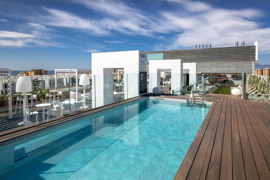 Malaga Altstadt Karte.Hotel Barcelo Malaga Malaga Andalusien 360