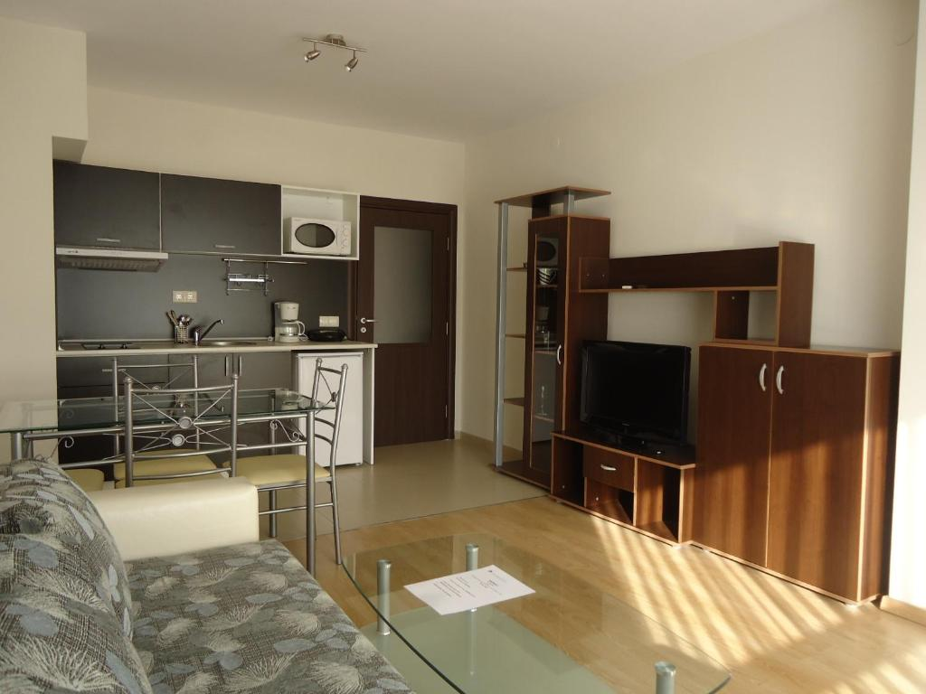 Standard One-Bedroom Apartment - Separate living room