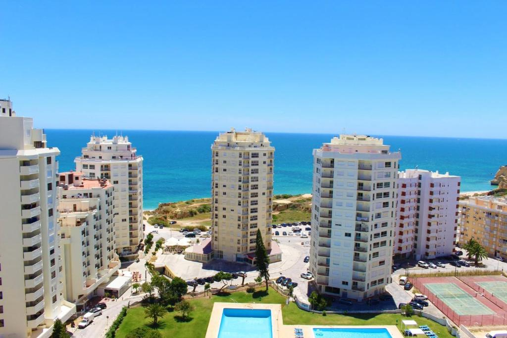 דירה Topfloor apartment with exclusive sea view