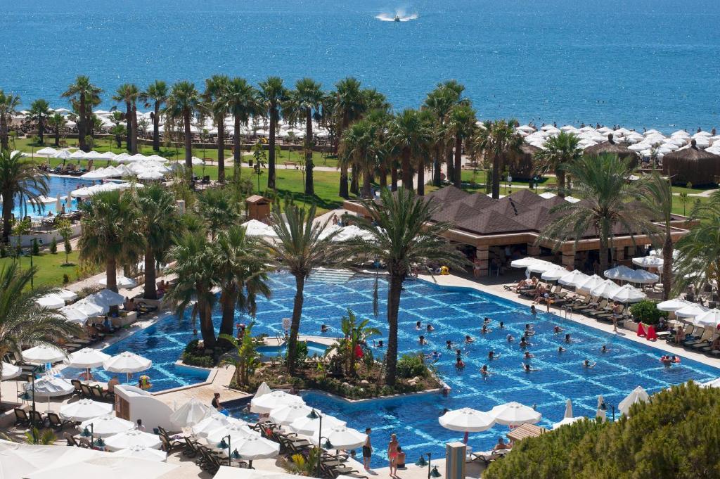 This All Inclusive Mediterranean Beach
