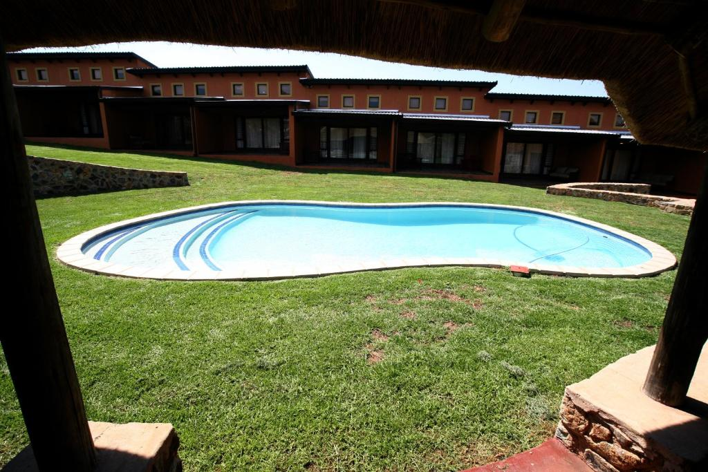 Standard Double or Twin Room with Garden View Riverstone Lodge
