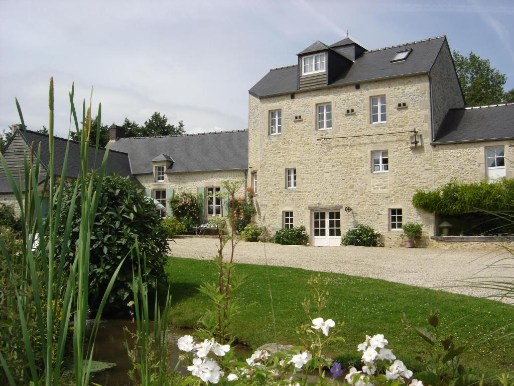 Chambres D Hotes Le Moulin Du Hard In Bayeux Room Deals Photos