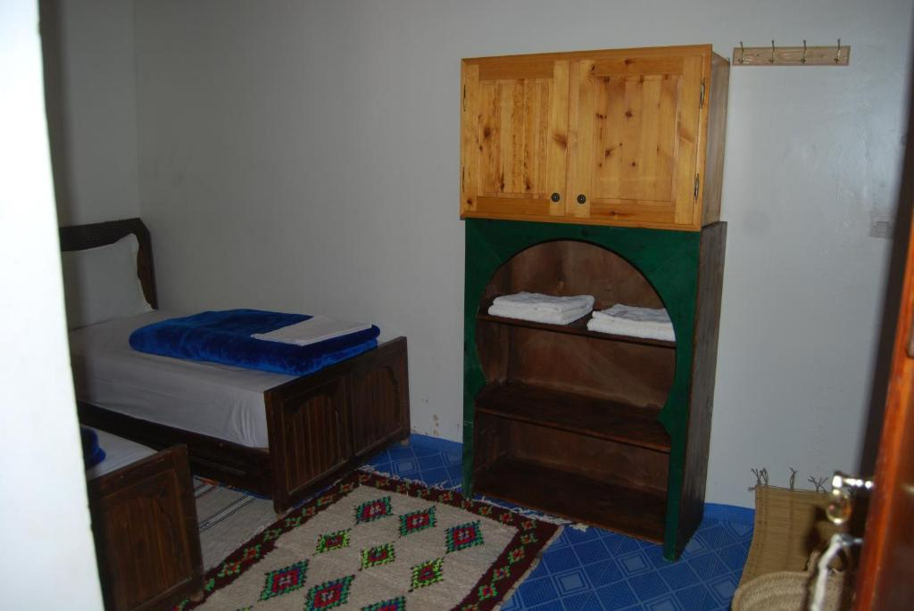 Double or Twin Room - Guestroom Kasbah Ait Bouguemez