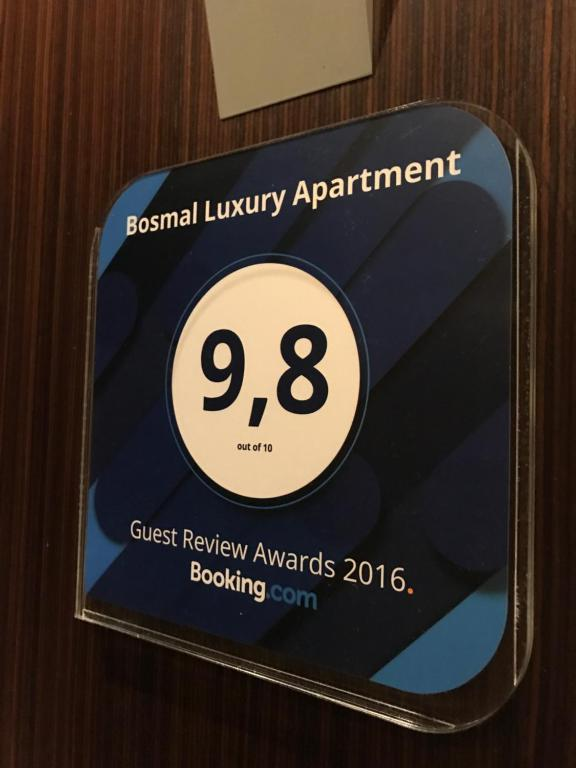 Bosmal Luxury Apartment