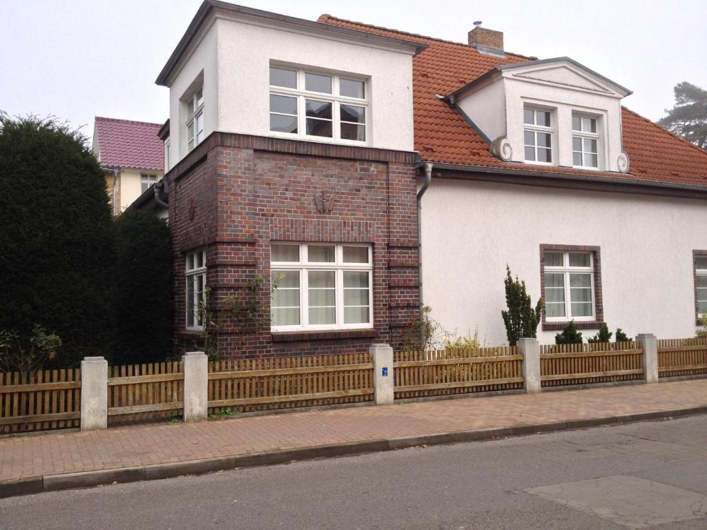 Ferienwohnung  Villa Kreimbrink, 17454 Zinnowitz