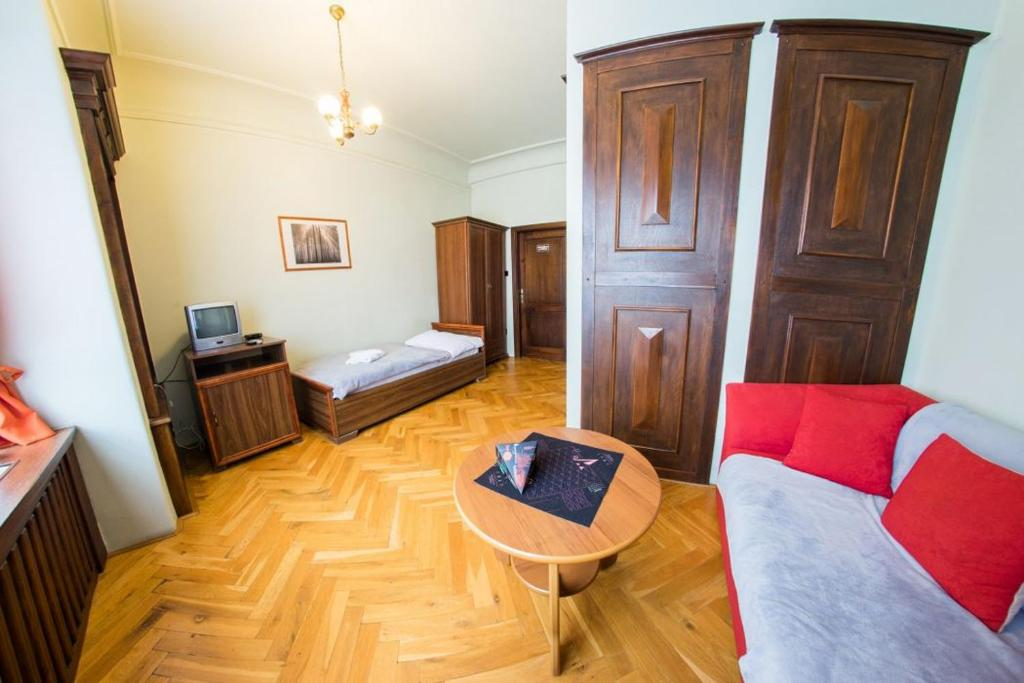 Standard Single Room Penzion Pivovar Volt