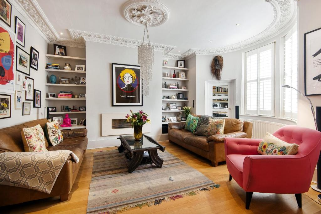 Beautiful Battersea Home by Clapham Junction
