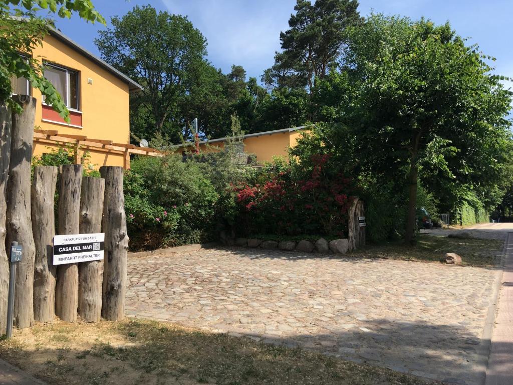 Ferienhaus Ferienwohnungen Casa del Mar, Pension in Koserow bei Heringsdorf