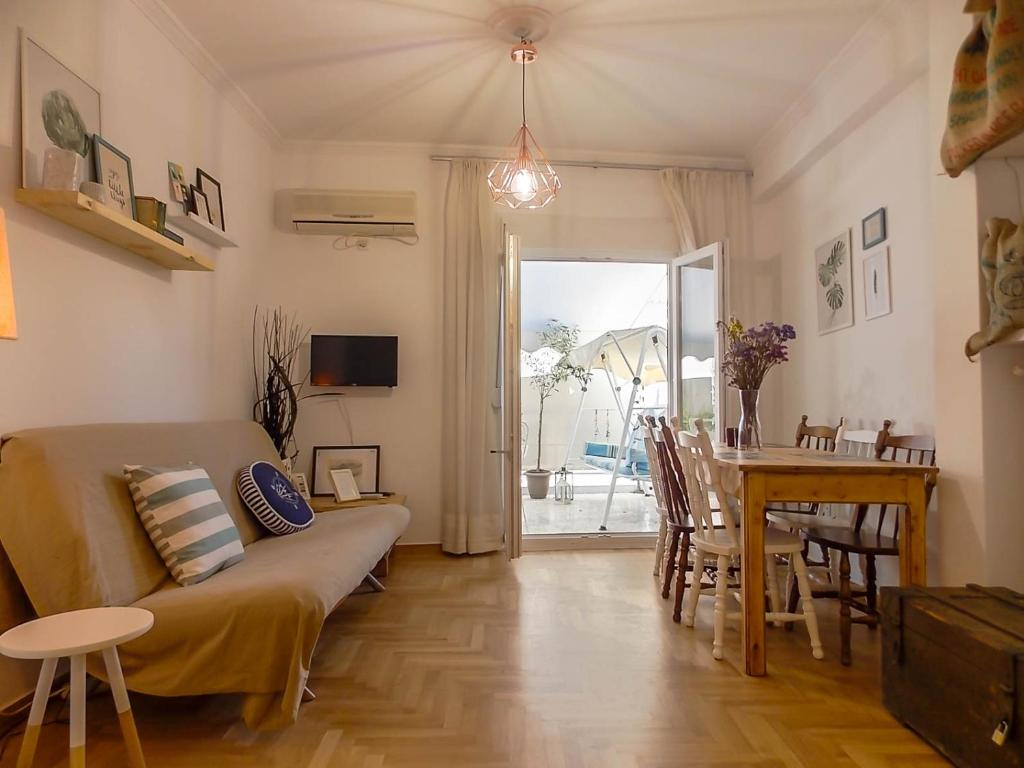 צפו בכל 6 התמונות Attikis-Cozy Apartment Athens Center