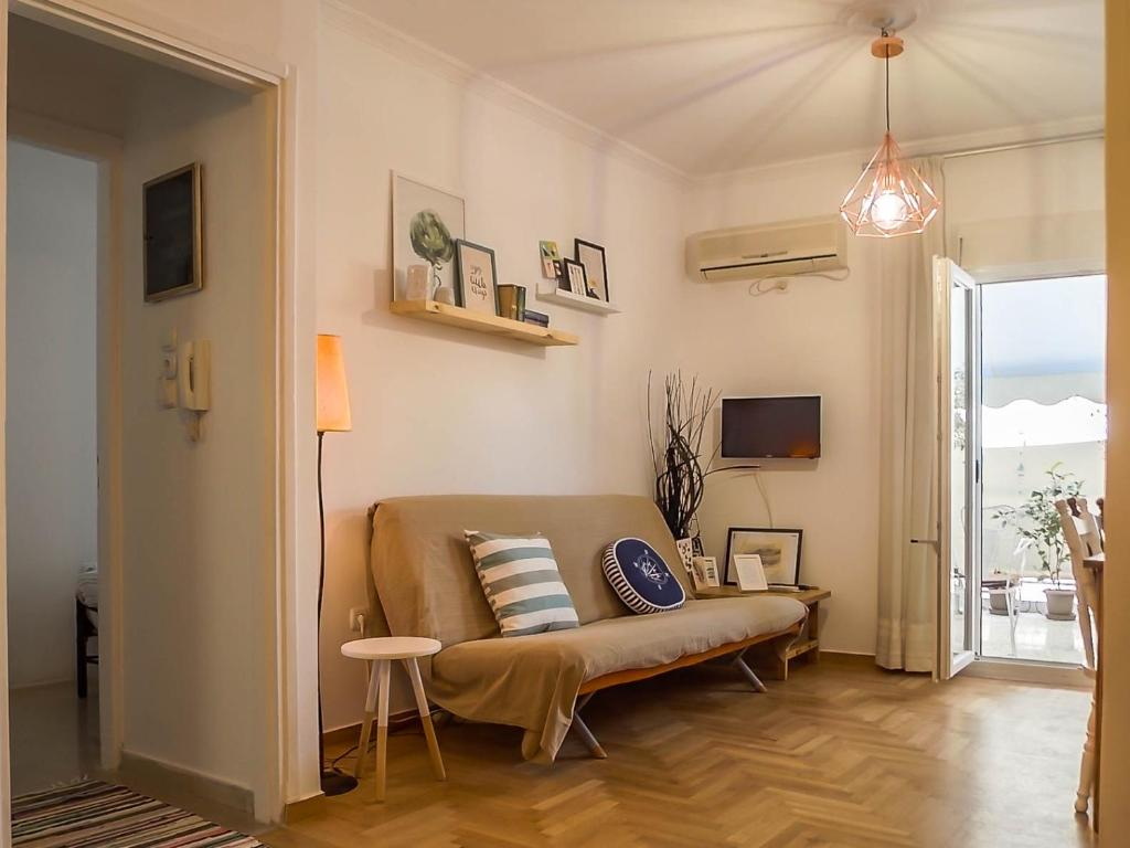 דירה - סלון נפרד Attikis-Cozy Apartment Athens Center