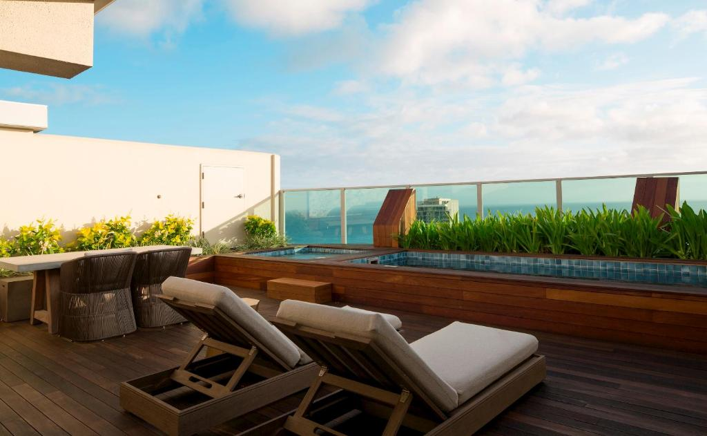 Three Stories Presidential Penthouse by Real Select Vacations at Residences, Waikiki Beach